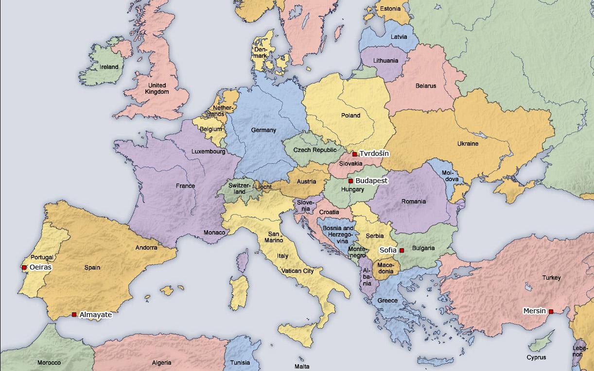magyarország bulgária térkép Terézvárosi Magyar Angol, Magyar Német Két Tannyelvű Általános Iskola magyarország bulgária térkép